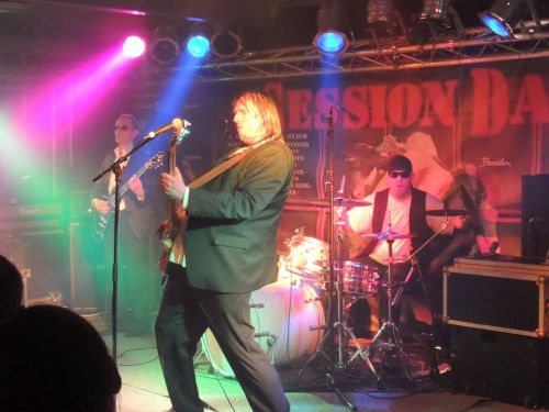 Conrad Miller Band Live