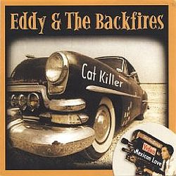 Eddy & The Backfires CD