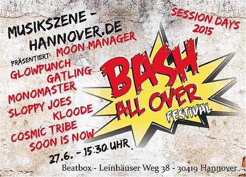 Bash All Over Festival